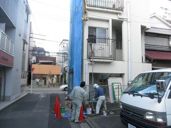 Yビル耐震改修工事 完了_a0147436_1750048.jpg