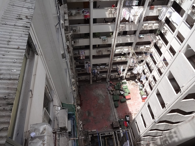美麗都大廈14階探索_b0248150_21392375.jpg