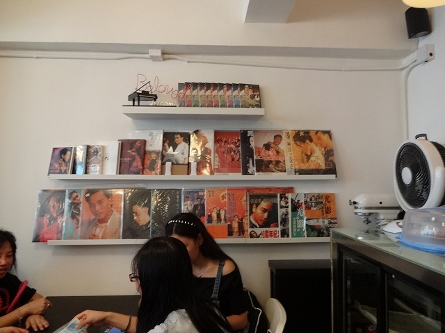 Cafe Beloved club_d0334268_16595980.jpg