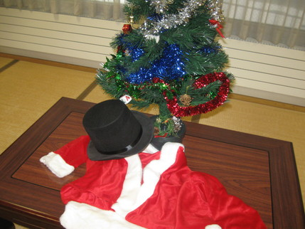 お誕生日会兼クリスマス会その1_b0159098_1023955.jpg