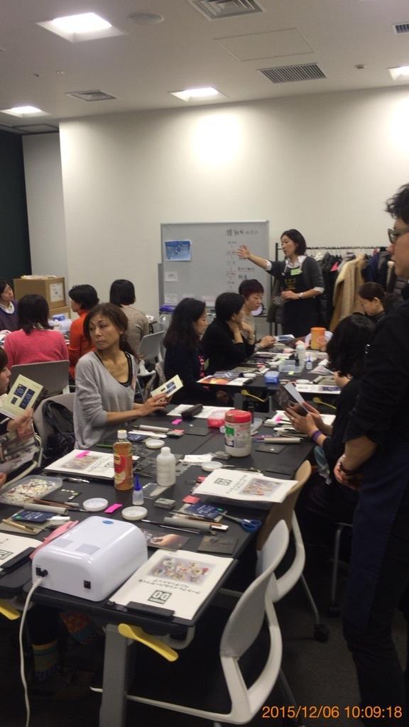 東急ハンズでイベント開催しました!!_f0181217_12493419.jpg
