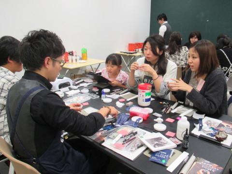 東急ハンズでイベント開催しました!!_f0181217_12494374.jpg