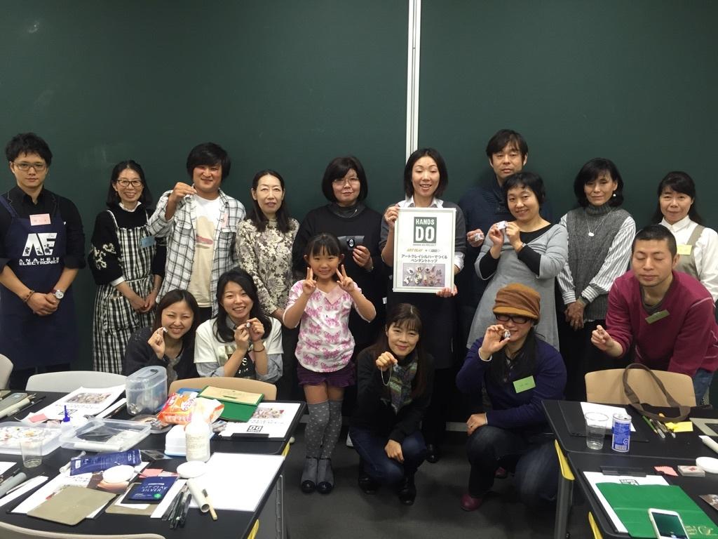 東急ハンズでイベント開催しました!!_f0181217_12504114.jpg