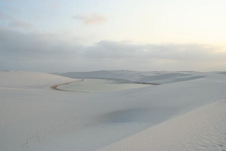 砂漠の中の水 ブラジル レンソイス砂漠 せかいはたべきれないごちそう_a0042928_222524100.jpg