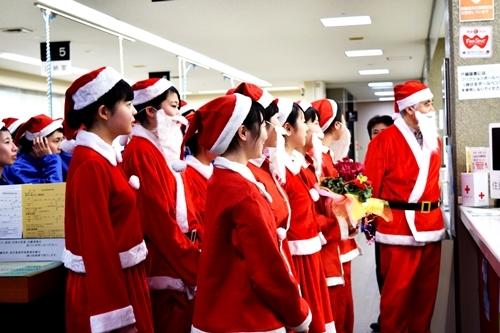 Merry ChristmasなNODA♪_c0259934_14545789.jpg