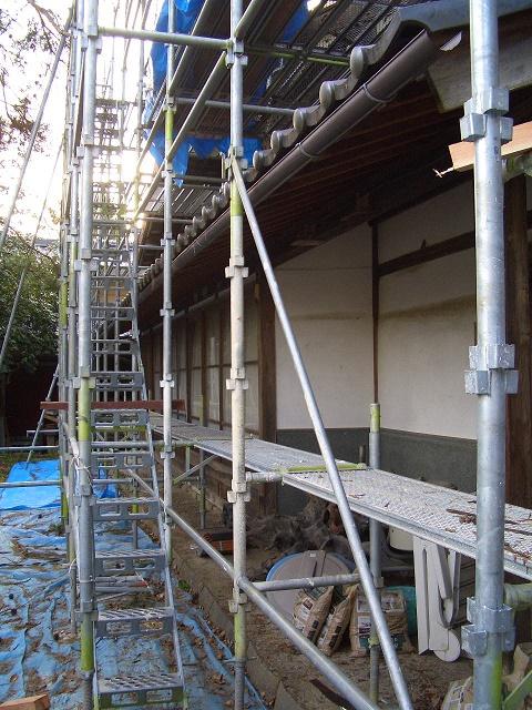 松本の画家記念館改修 現場監理_b0146238_0253064.jpg