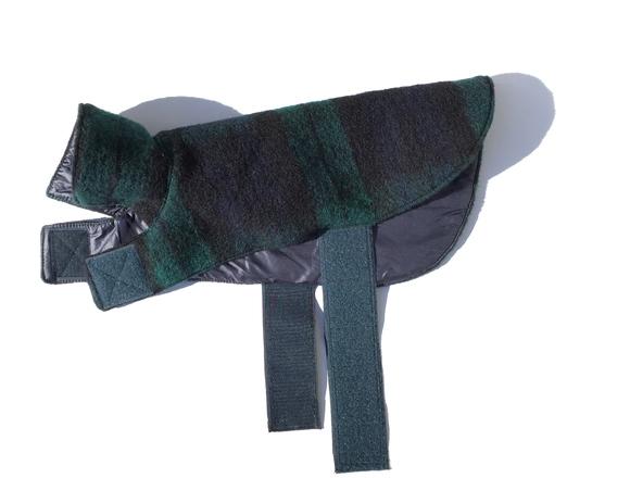 Black Watch Dog Jacket  セブンシーズ ドッグ ブラックウォッチ ドッグ ジャケット リバーシブル _d0217958_18275372.jpg