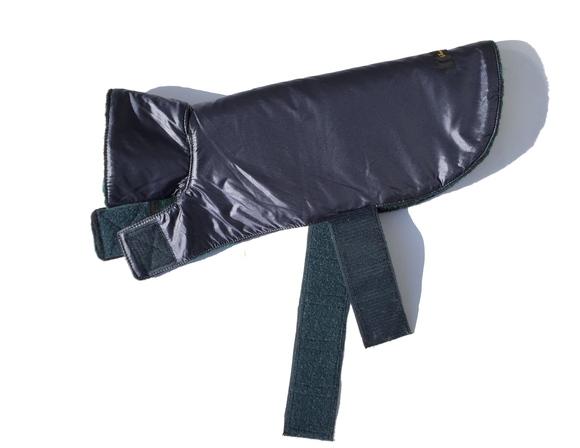 Black Watch Dog Jacket  セブンシーズ ドッグ ブラックウォッチ ドッグ ジャケット リバーシブル _d0217958_1828731.jpg