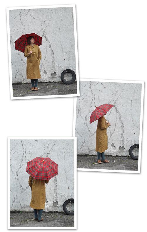 トラディショナルの傘_b0274170_1771025.jpg