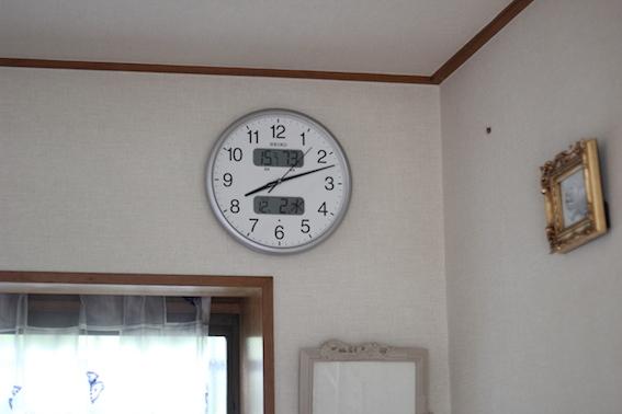 リビングの時計_e0170272_9212011.jpg