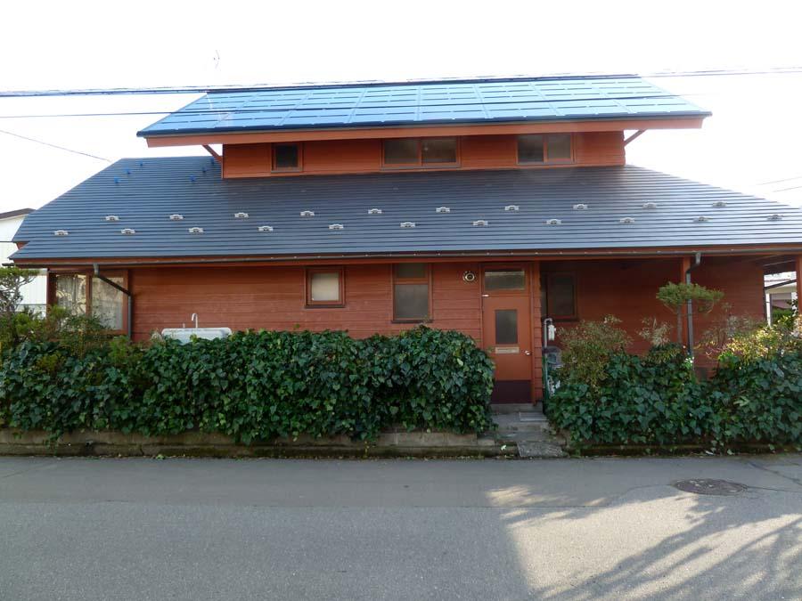 N様邸の屋根葺替及び外部補修工事_f0150893_17563556.jpg