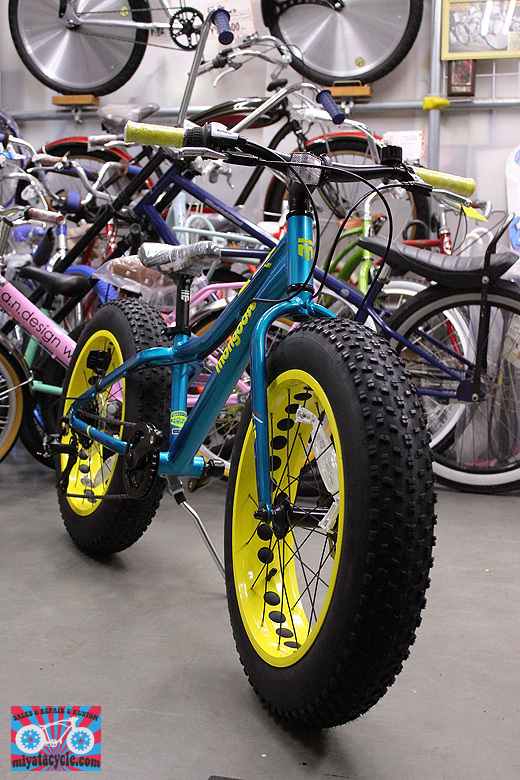 2016 mongoose ARGUS KIDS 準備完了!_e0126901_20154327.jpg