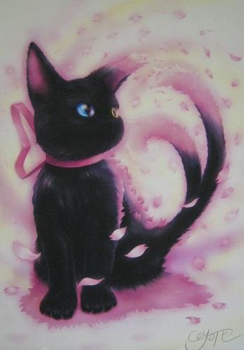 幻妖商会 企画展 「冬の肉球祭り」 猫科オンリー展 その3_e0134502_828823.jpg