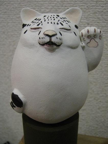 幻妖商会 企画展 「冬の肉球祭り」 猫科オンリー展 その3_e0134502_8354528.jpg