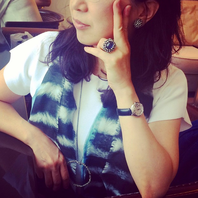 Daniela de Marchi (ダニエラ・デ・マルキ) ダイヤモンドシリーズに新作が仲間入りしました!_b0115615_18423142.jpg