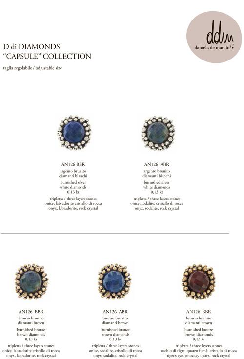 Daniela de Marchi (ダニエラ・デ・マルキ) ダイヤモンドシリーズに新作が仲間入りしました!_b0115615_18464068.jpg