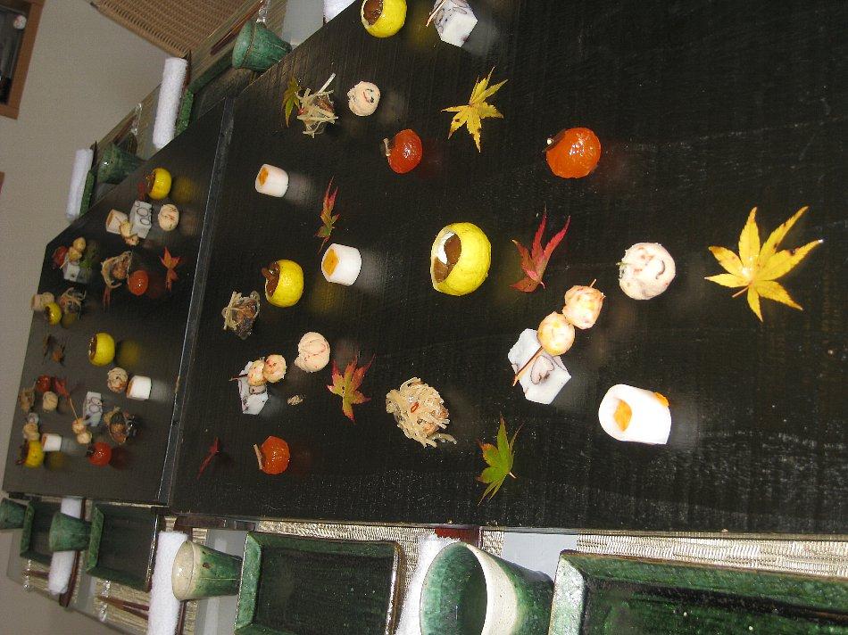 伊豆 羅漢さんのお料理 _c0204333_17223118.jpg