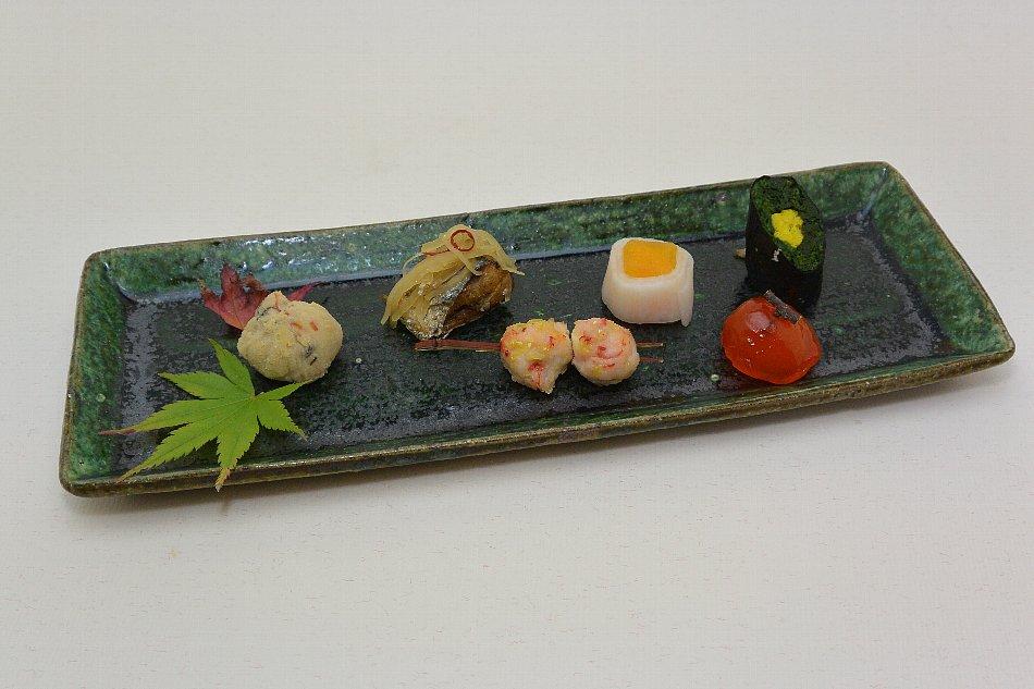 伊豆 羅漢さんのお料理 _c0204333_172253100.jpg
