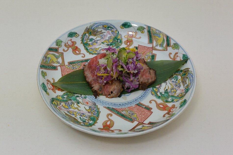 伊豆 羅漢さんのお料理 _c0204333_172381.jpg
