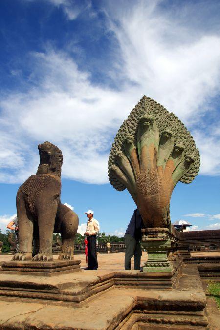 男の一人旅 ~カンボジア アンコール・ワット遺跡~_d0145934_9365027.jpg