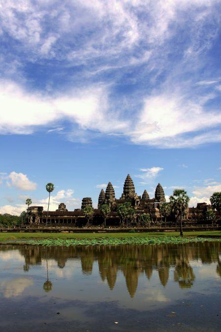 男の一人旅 ~カンボジア アンコール・ワット遺跡~_d0145934_9393167.jpg