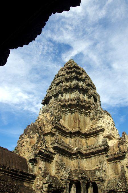 男の一人旅 ~カンボジア アンコール・ワット遺跡~_d0145934_941117.jpg