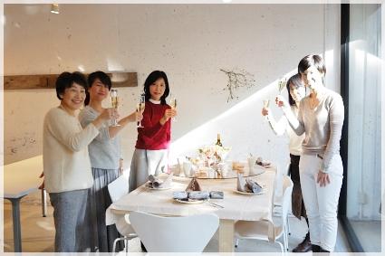 大切な人に贈るクリスマステーブル☆ ~インストラクタークラス_d0217944_13484032.jpg