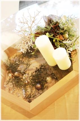 大切な人に贈るクリスマステーブル☆ ~インストラクタークラス_d0217944_1349223.jpg