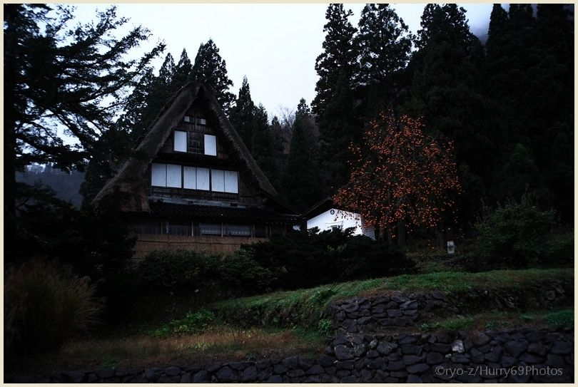 Fragment1/5 #102 Gokayama Ainokura village#2  X-E1_e0063851_202360.jpg