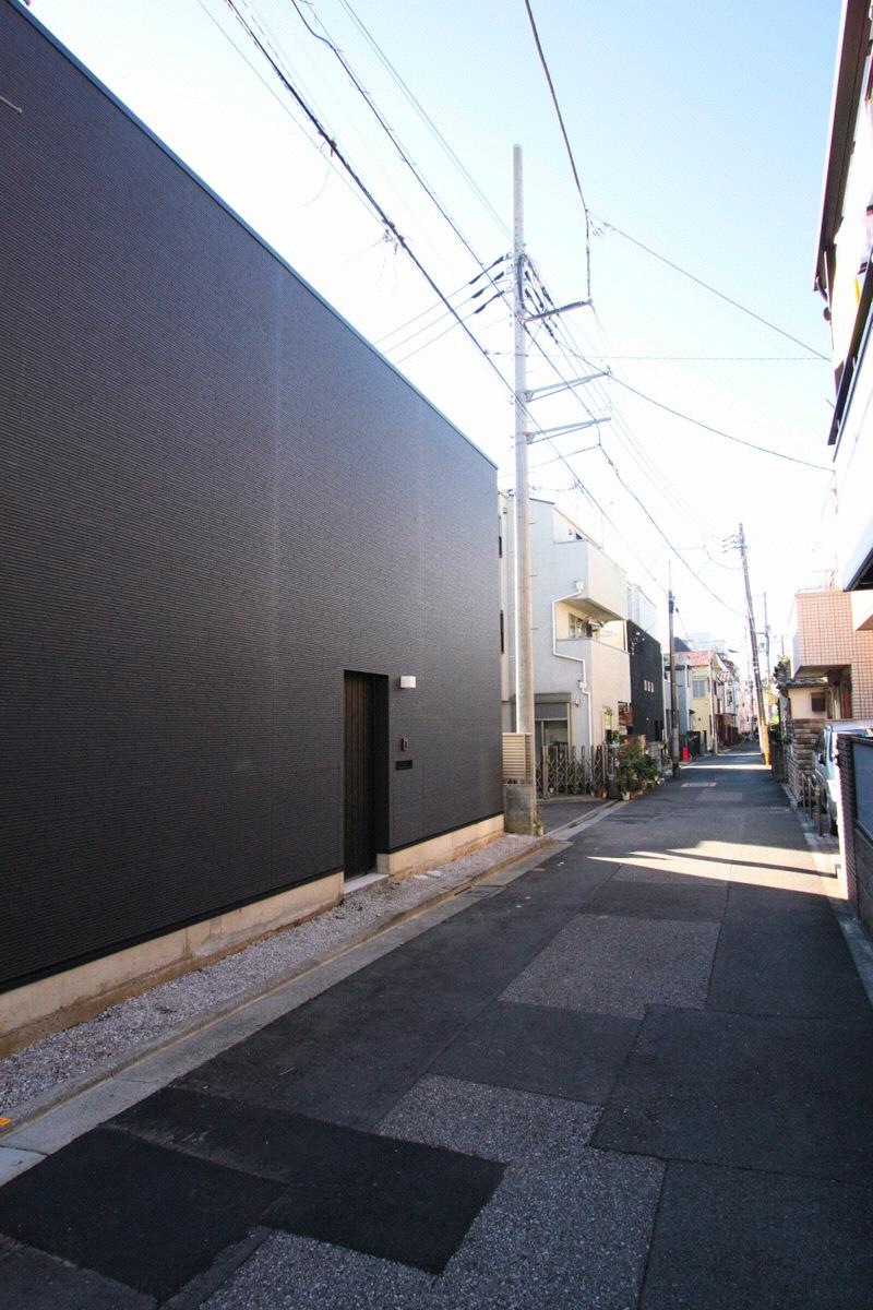「北区の家」外まわり_f0230666_14362679.jpg