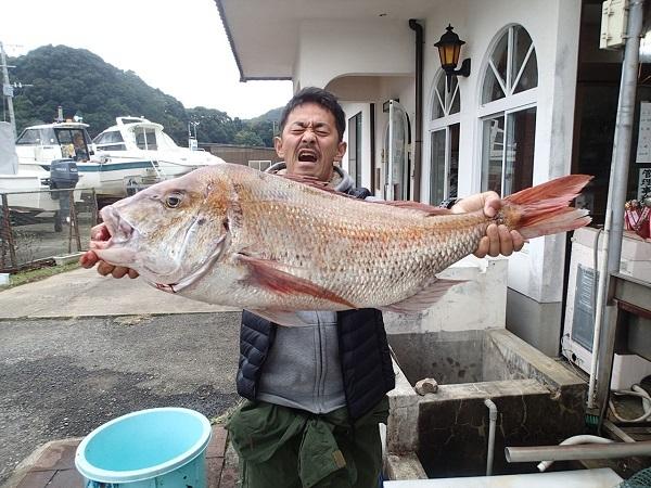 つばきマリーナの釣り大会♪_a0077071_10165814.jpg