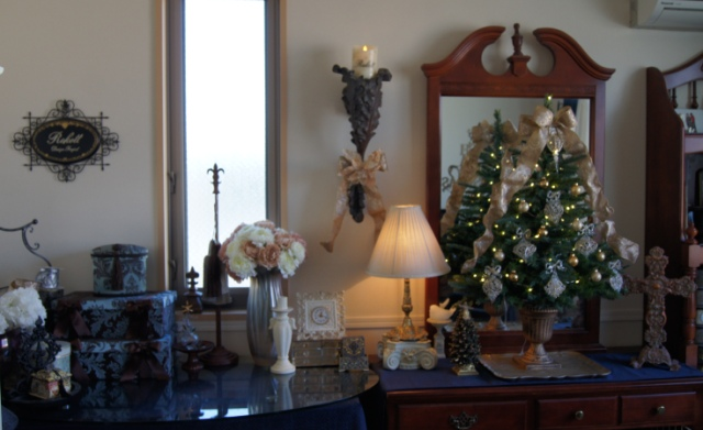 REKETTオリジナルデザインクリスマスツリー完成です!_f0029571_14445527.jpg
