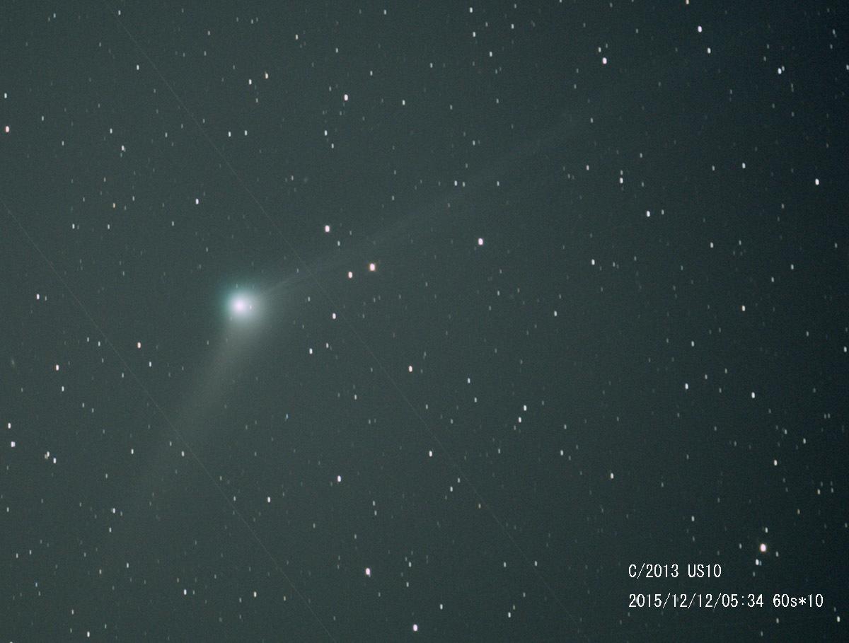 12月12日のカタリナ彗星_e0174091_07090523.jpg