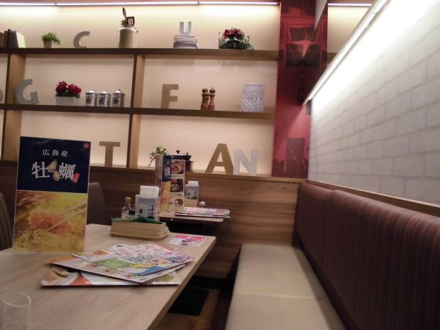 Cafeレストラン ガスト   天神橋六丁目店_c0118393_12522354.jpg