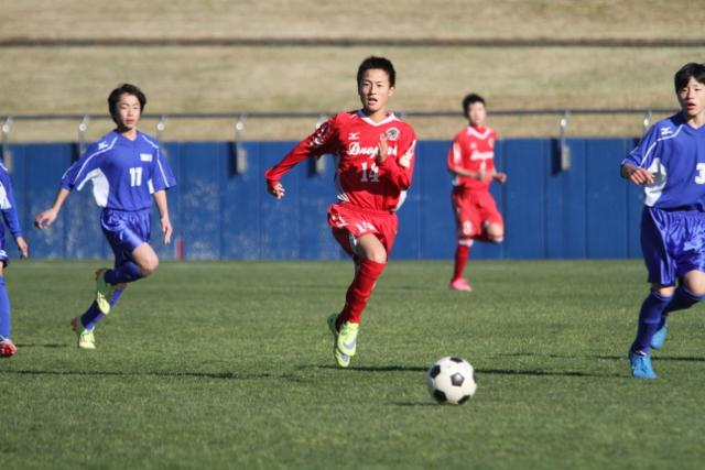 U-14 新人戦 順位トーナメント:vs 多賀城FC December 5, 2015_c0365198_09485496.jpg