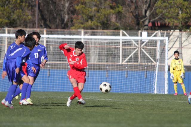 U-14 新人戦 順位トーナメント:vs 多賀城FC December 5, 2015_c0365198_09485936.jpg
