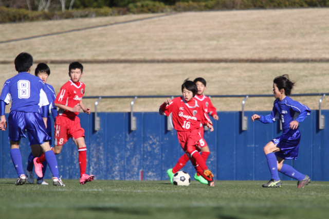 U-14 新人戦 順位トーナメント:vs 多賀城FC December 5, 2015_c0365198_09490491.jpg