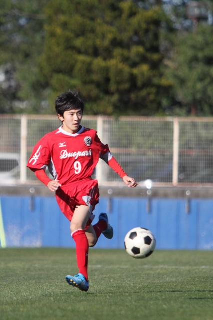 U-14 新人戦 順位トーナメント:vs 多賀城FC December 5, 2015_c0365198_09490864.jpg