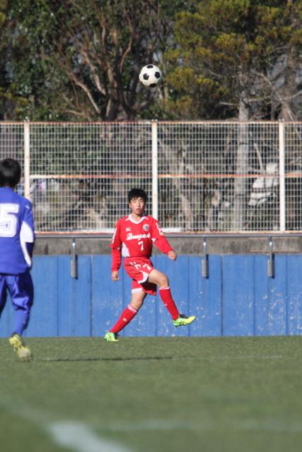 U-14 新人戦 順位トーナメント:vs 多賀城FC December 5, 2015_c0365198_09491375.jpg