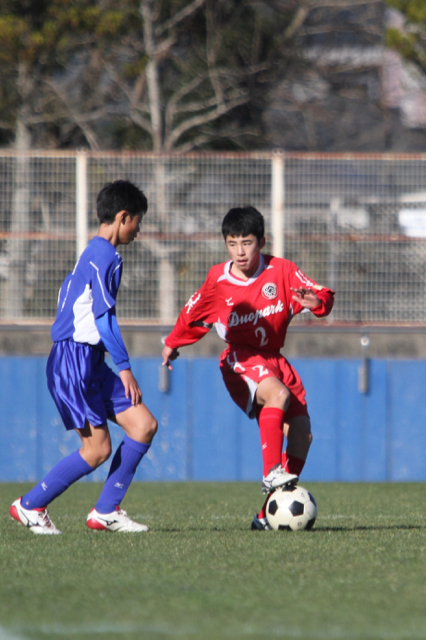 U-14 新人戦 順位トーナメント:vs 多賀城FC December 5, 2015_c0365198_09510837.jpg
