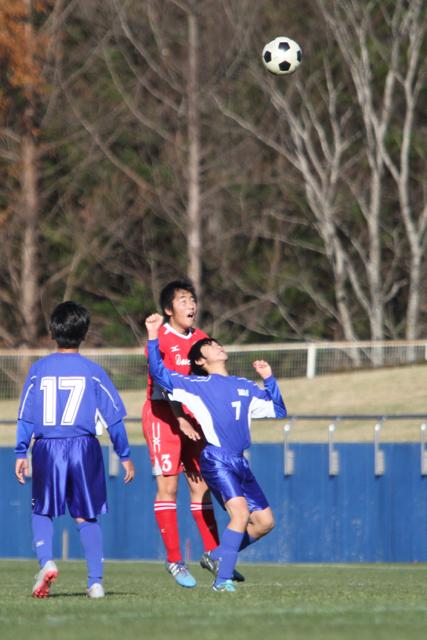 U-14 新人戦 順位トーナメント:vs 多賀城FC December 5, 2015_c0365198_09512297.jpg