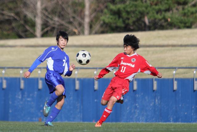 U-14 新人戦 順位トーナメント:vs 多賀城FC December 5, 2015_c0365198_09513165.jpg