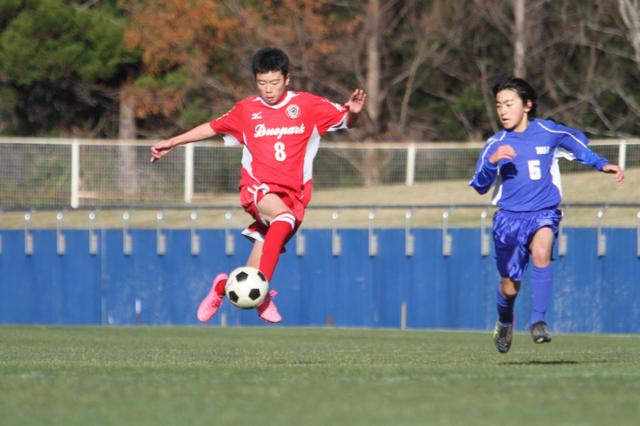 U-14 新人戦 順位トーナメント:vs 多賀城FC December 5, 2015_c0365198_09514263.jpg