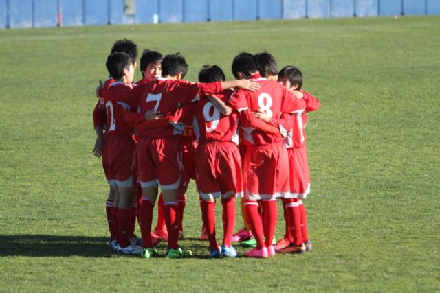 U-14 新人戦 順位トーナメント:vs 多賀城FC December 5, 2015_c0365198_09521230.jpg