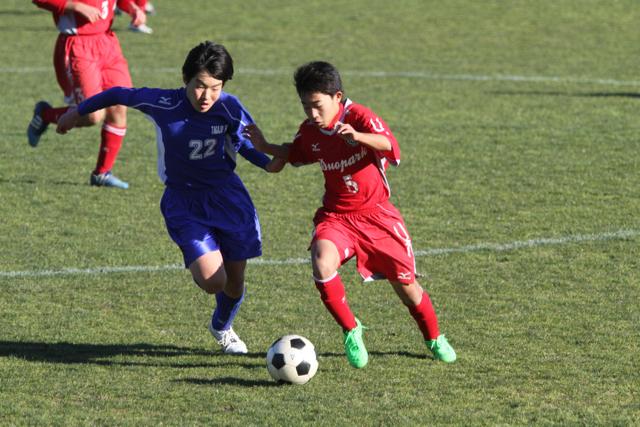 U-14 新人戦 順位トーナメント:vs 多賀城FC December 5, 2015_c0365198_09522974.jpg