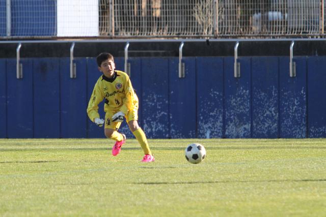 U-14 新人戦 順位トーナメント:vs 多賀城FC December 5, 2015_c0365198_09524011.jpg