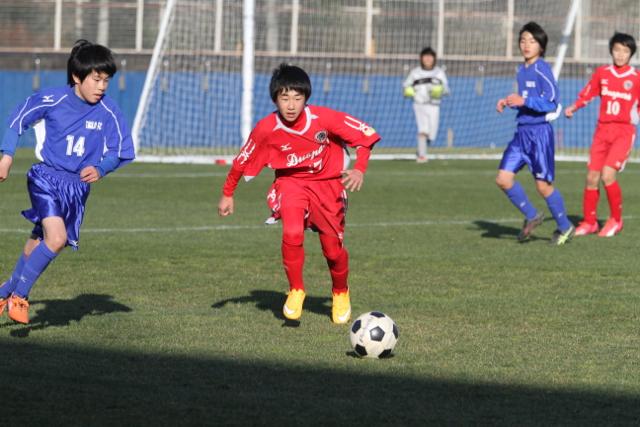 U-14 新人戦 順位トーナメント:vs 多賀城FC December 5, 2015_c0365198_09525621.jpg