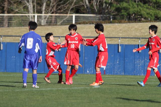 U-14 新人戦 順位トーナメント:vs 多賀城FC December 5, 2015_c0365198_09531265.jpg