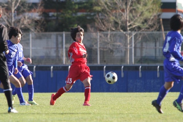 U-14 新人戦 順位トーナメント:vs 多賀城FC December 5, 2015_c0365198_09531818.jpg