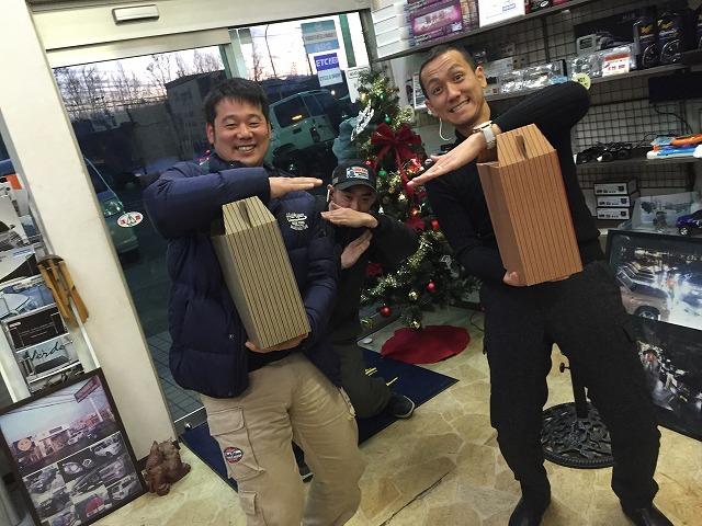 12月13日 日曜日 店長のニコニコブログ!ランクル・ハマーの専門店☆_b0127002_18494757.jpg